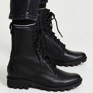 Sorel Phoenix Lace-Up Waterproof Boots